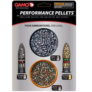 Gamo Performance pellets pack 4,5