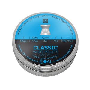 Coal White Classic 4,5 mm