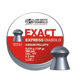 JSB Exact Express 4,5mm