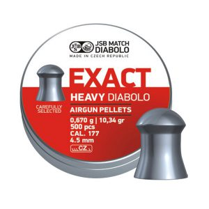 JSB Exact Heavy 4,5mm