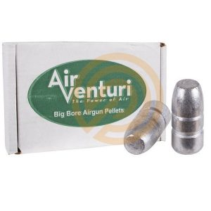 AIR VENTURI .45 CAL 350 Grain Flat Point