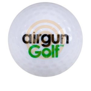 Air Venturi Exploding Golf Ball Target