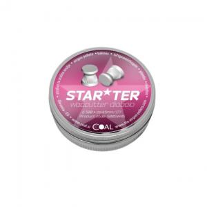 Coal Starter Wadcutter 4,5 mm