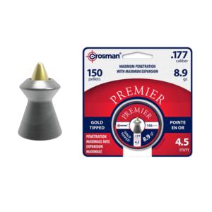 Crosman-Premier-Gold-Tip-4.5mm