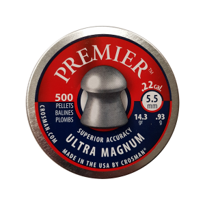 Crosman Premier Ultra Magnum 5,5mm