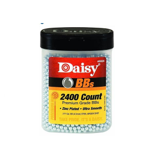 Daisy Premium stalen BB's 4,5mm