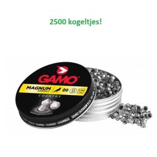 Gamo Magnum 4,5 mm 2500 stuks