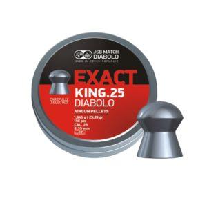 JSB Exact King 6,35 mm