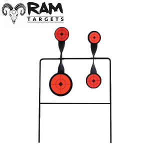 RAM DOUBLE SPINNER TARGET