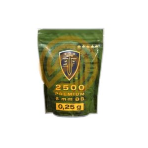 UMAREX ELITE FORCE PREMIUM BIO BB 0,25GR